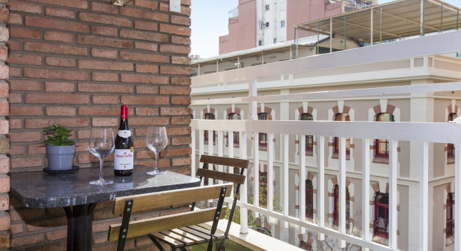 You just found the ideal vacation rental in Barcelona